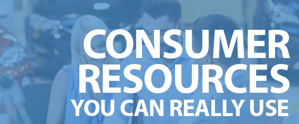 consumer resources you can really use